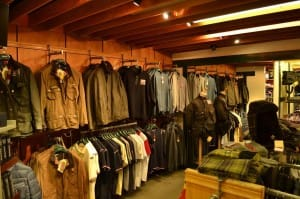Barbour Section