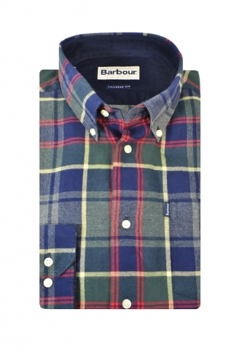 Barbour Alvin Tailored Fit Long Sleeve Shirt