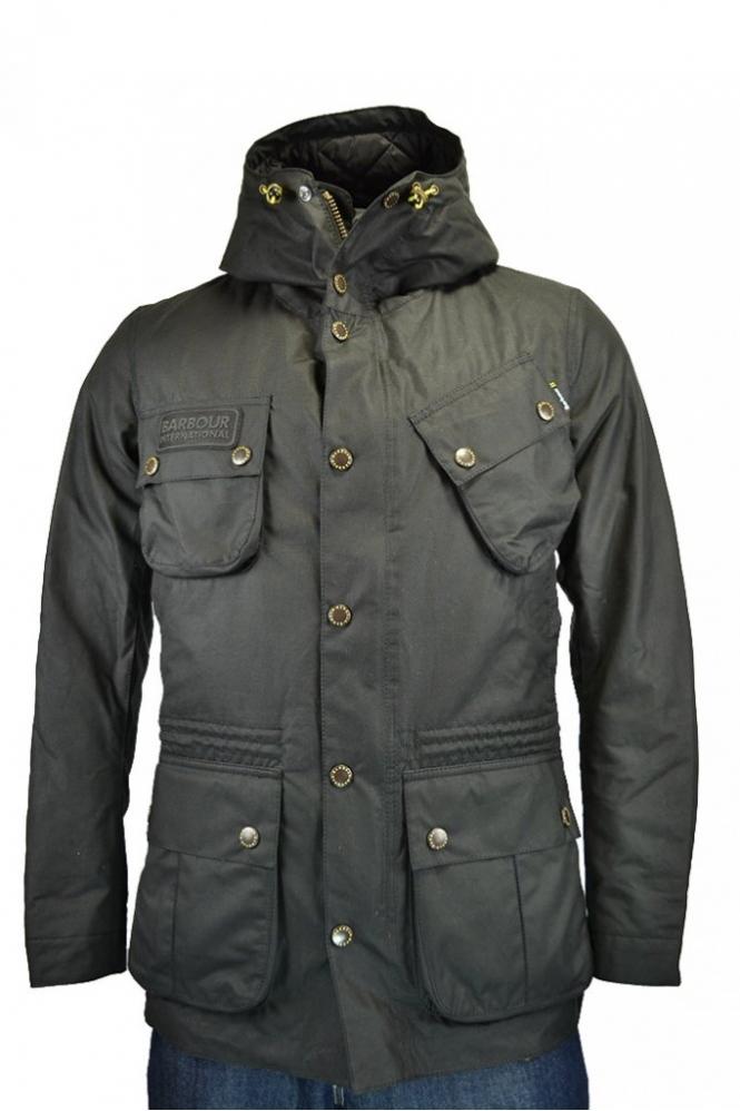 Barbour Parka Jacket