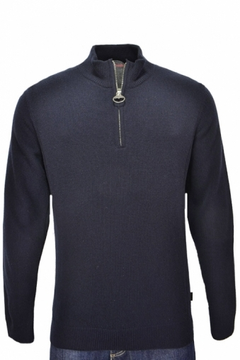 Barbour Holden Half Zip Knitwear