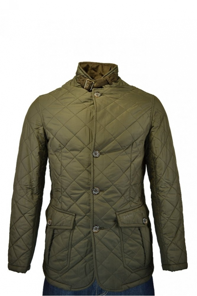 Barbour Quilted Lutz Jacket - Clothing from Michael Stewart ... : barbour quilted lutz jacket - Adamdwight.com