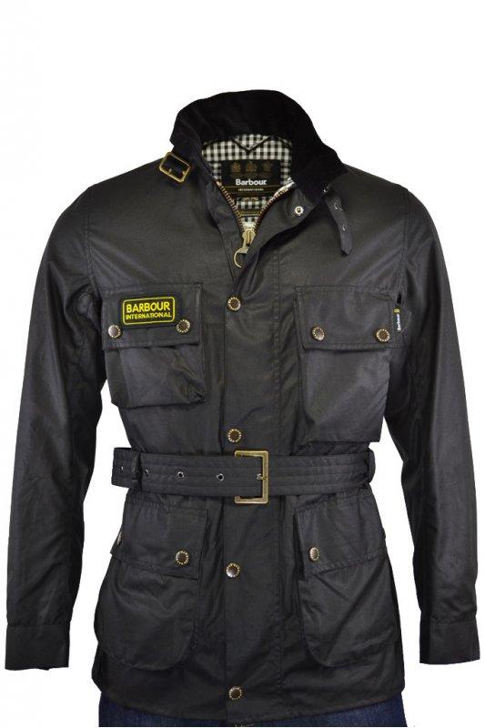 85129652f325c Barbour Barbour Black Streak Jacket Black