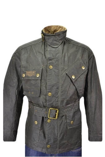 Barbour Triumph International Minerva Wax Jacket