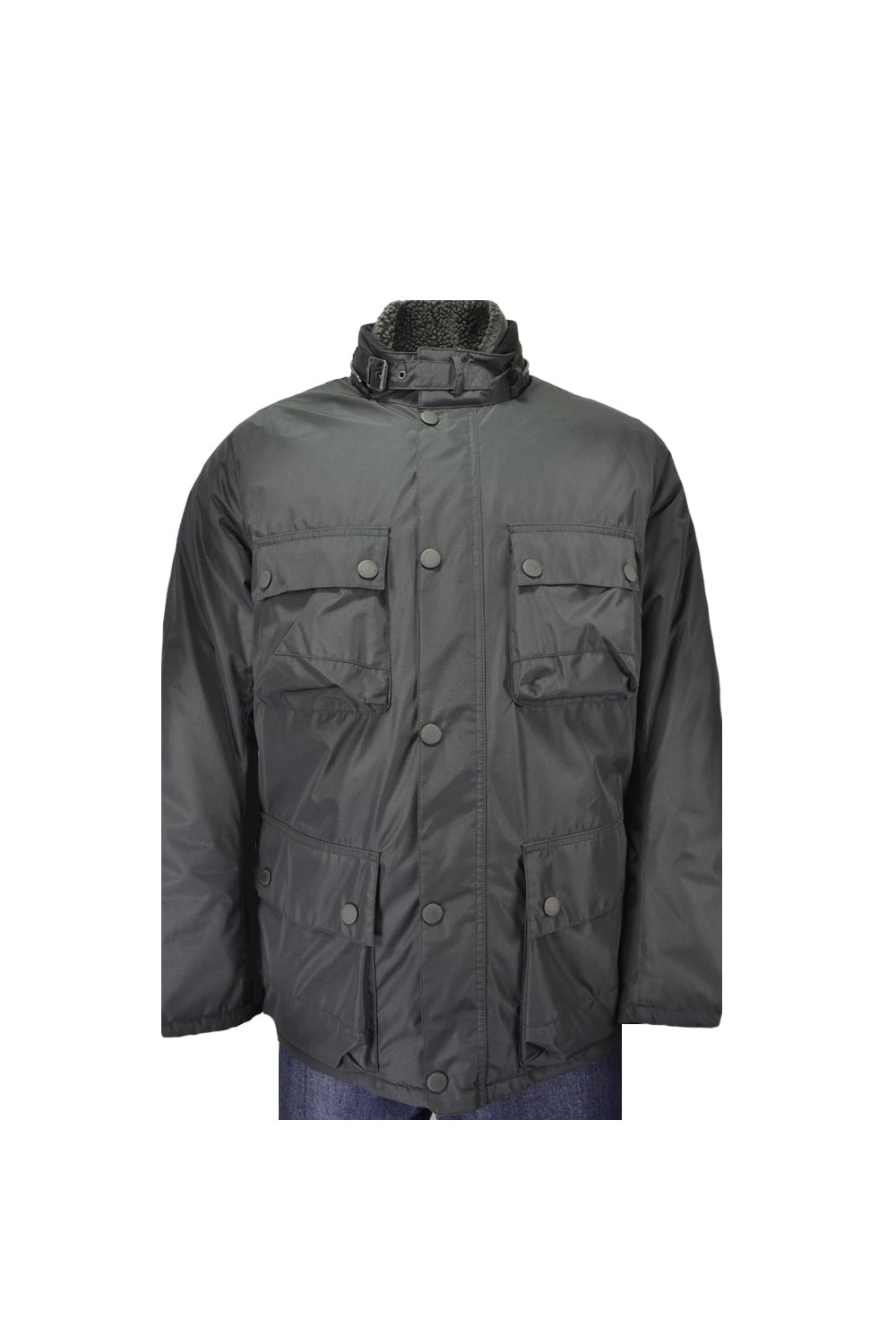 Barbour International Capacitor Jacket Clothing From