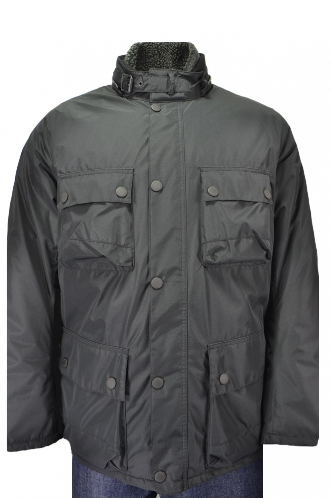 Barbour International Capacitor Jacket