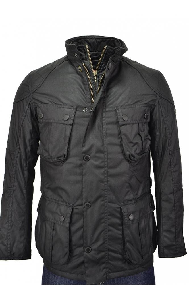 Barbour International Gauge Wax Jacket