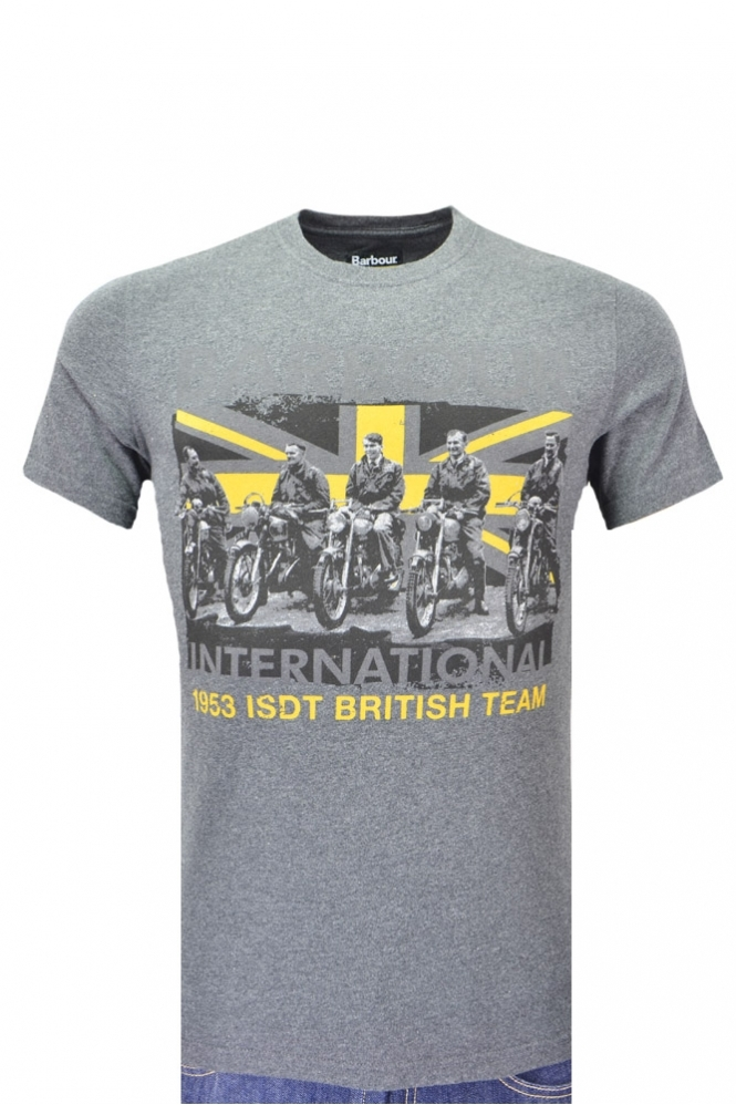Barbour International Team T-shirt
