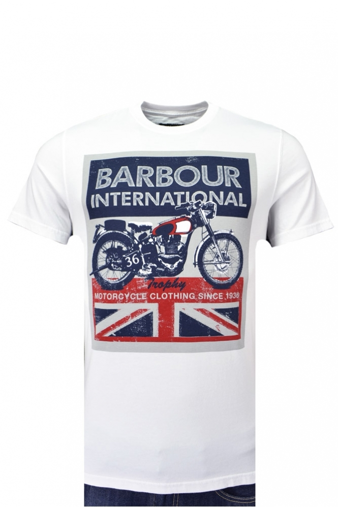 Barbour International Trophy T-shirt