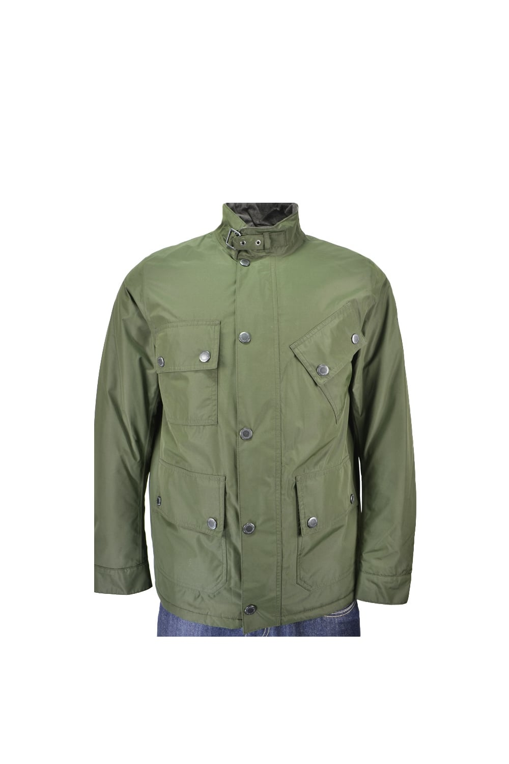 013e56de3 Barbour International Tyne Jacket Sage - Clothing from Michael ...