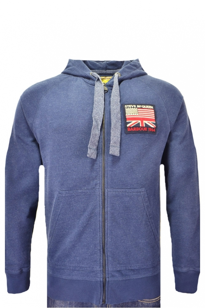 Barbour Steve McQueen Draft Hoody