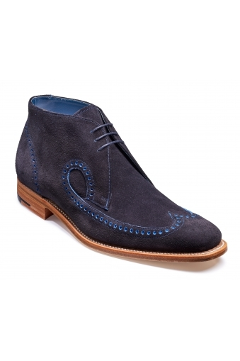 Barker Cooke Suede Boots