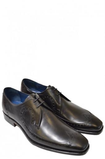 Woody Shoe Black