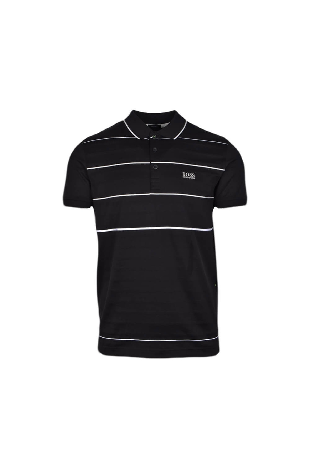35506c44d Boss Athleisure Paddy 5 Polo Black 50404269 | Michael Stewart Menswear