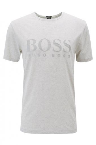 4aa0b779e2 Boss Athleisure Regular Fit T Shirt Grey Melange