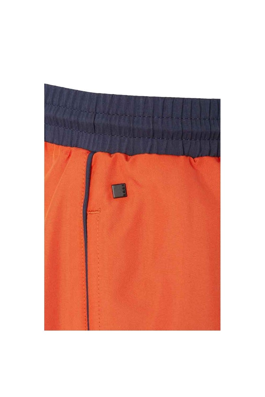 dc946d2c77 Hugo Boss Black Starfish Swim Shorts in Bright Orange 50408104