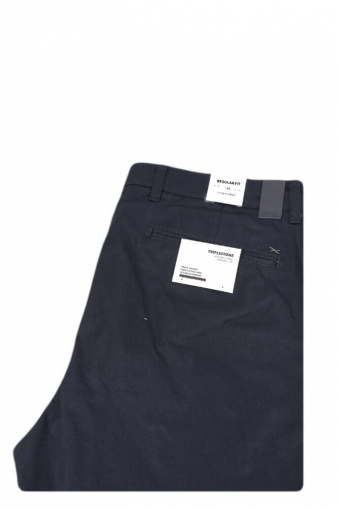 Brax Everest Regular Fit Chinos Navy