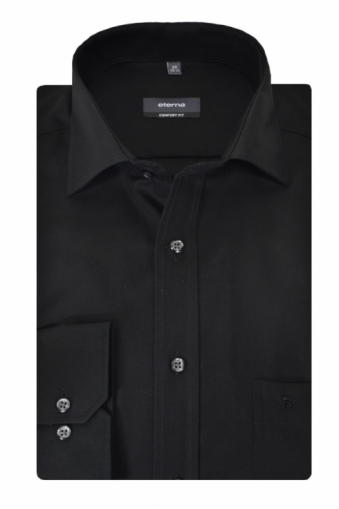 Eterna Formal Cut Away Collar Shirt