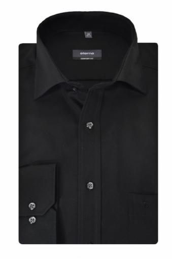 Eterna Formal Eterna Shirt Black 39