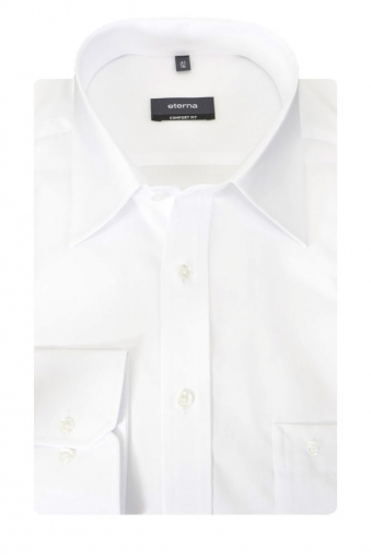 Eterna Formal Standard Collar Shirt