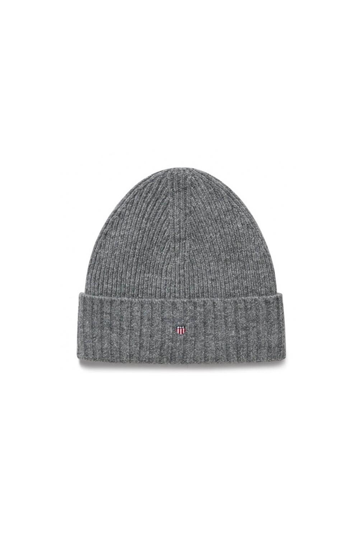 ce4bafb6406 Gant Beanie Hat in Light Grey 9910000 92