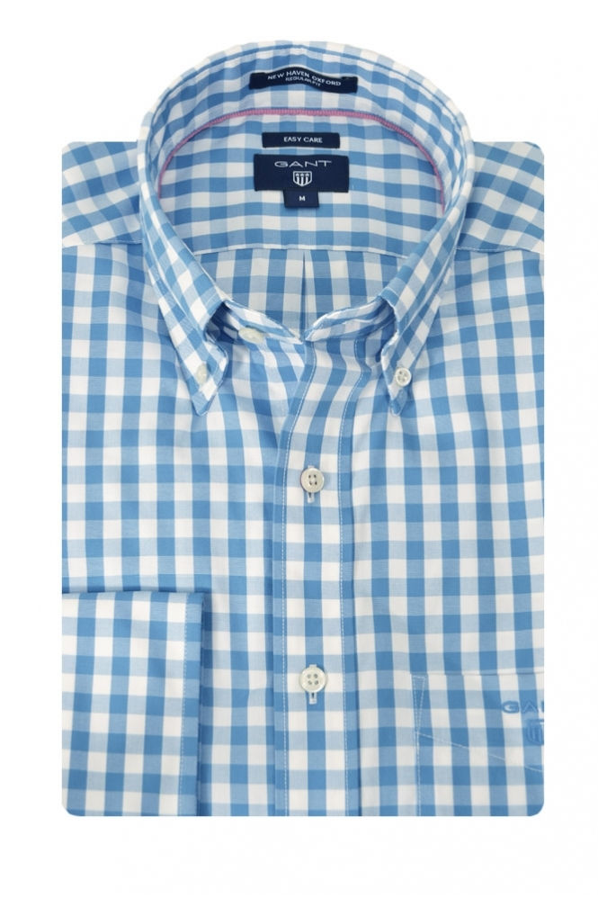 Gant Bold Gingham Oxford Shirt