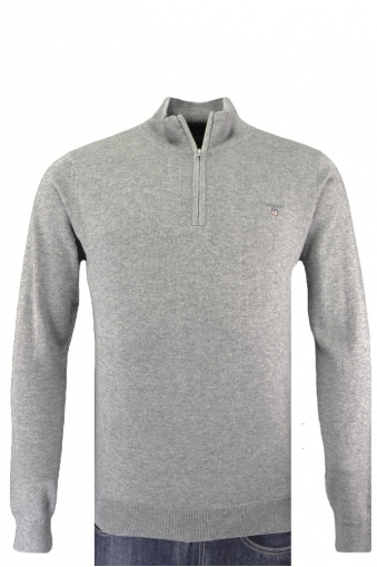 Gant Cotton Wool Half Zip