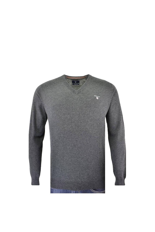 fdbbf0b6c24 Gant Gant Cotton Wool V Neck Jumper