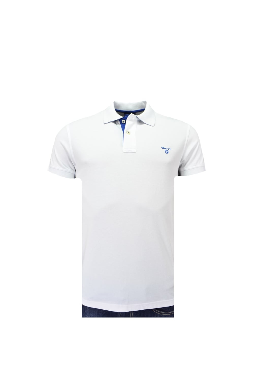 From Shirt Stewart Gant Clothing Polo Contrast Collar Michael 3Lj54ARq