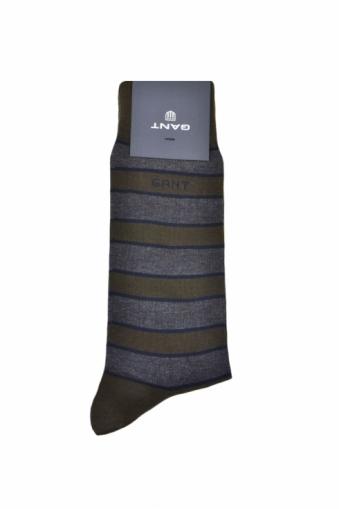 Gant Prep Stripe Sock