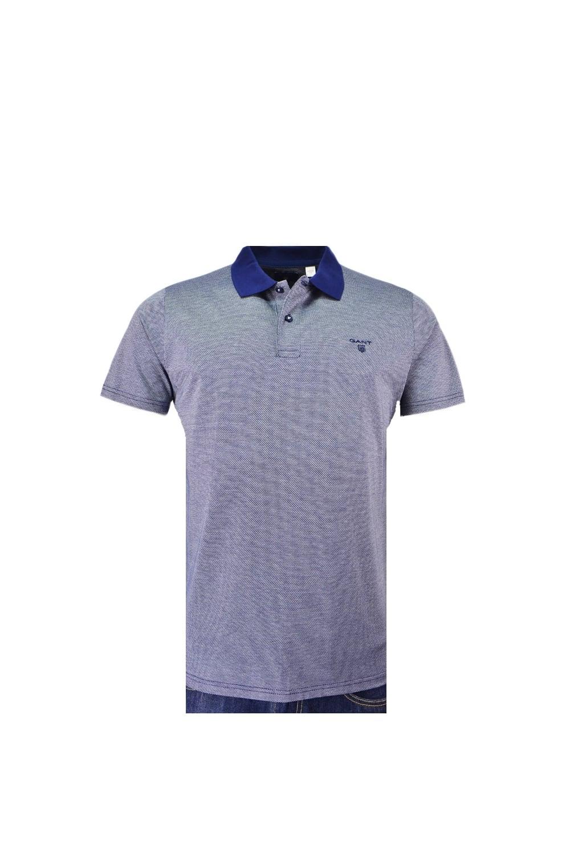 c950d748b0a Gant Jacquard Rugger Polo Shirt - Clothing from Michael Stewart ...