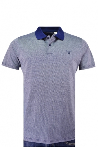 Gant Jacquard Rugger Polo Shirt