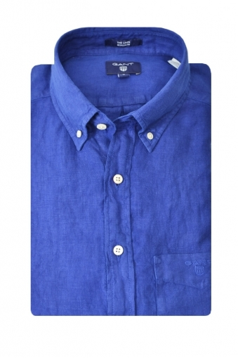 Gant Long Sleeve Linen Shirt