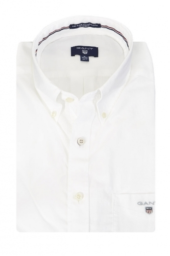 Gant Long Sleeve Regular Fit Button Down Collar Shirt