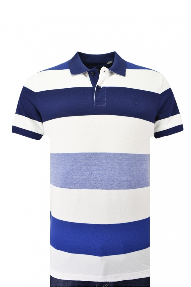 Gant Oxford Rugger Polo Shirt