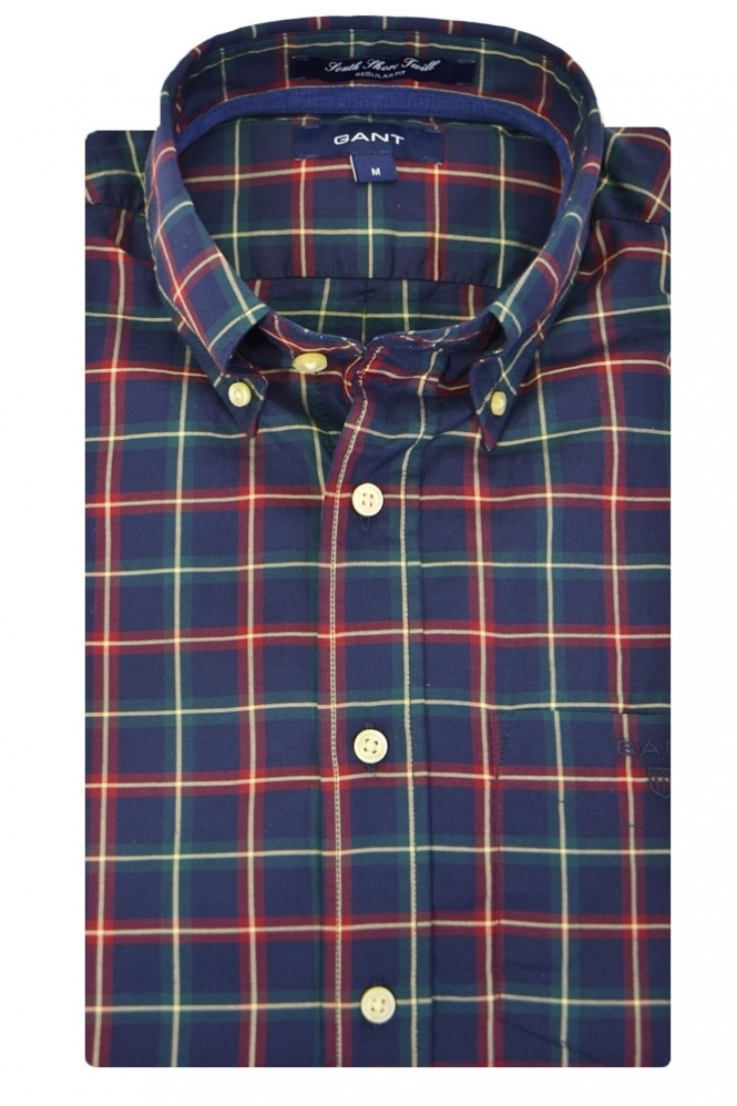 Gant S.South Shore Twill Long Sleeve Button Down