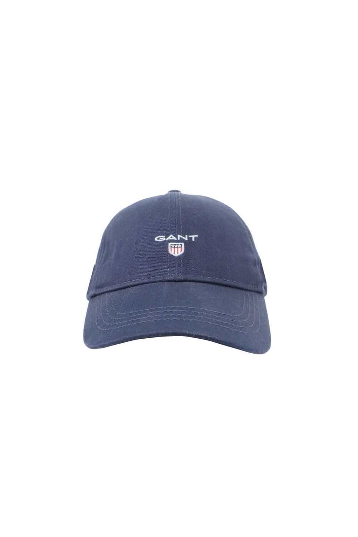 Gant Twill Baseball Cap Navy - Accessories from Michael Stewart ... 6e7452c34cb