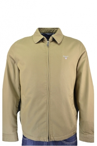 Gant Windcheater Casual Jacket Sand