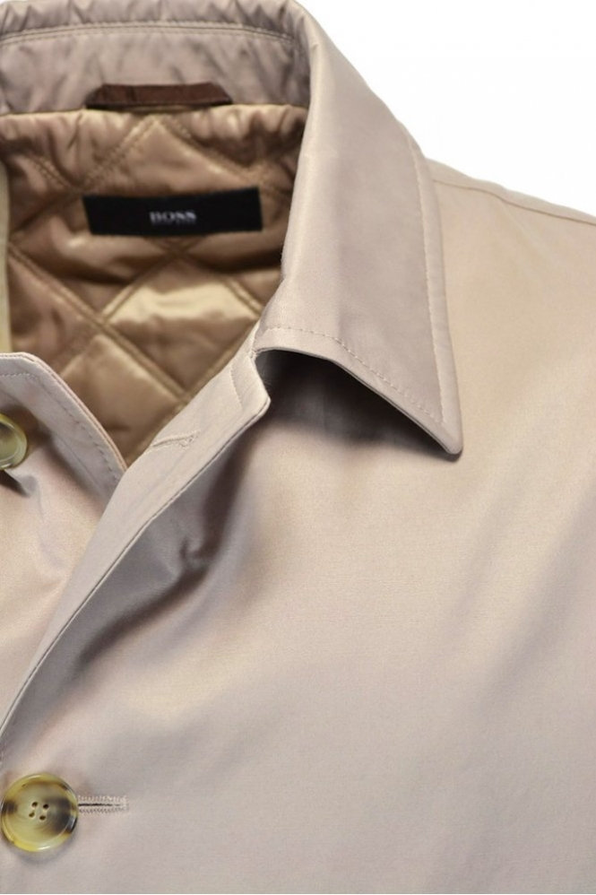 fd2132ab026ee Hugo Boss Black Dais 3 Jacket Beige - Clothing from Michael Stewart ...