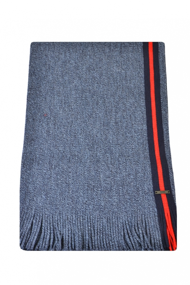 Hugo Boss Black Fador Scarf Navy