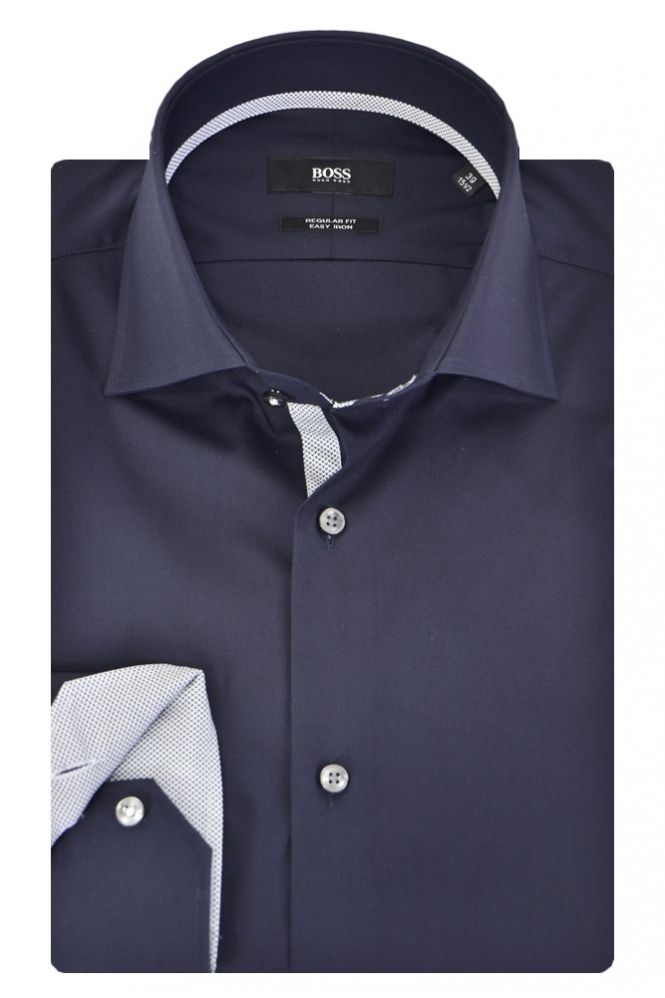 6d130c891c Hugo Boss Black Gregory Shirt - Clothing from Michael Stewart ...