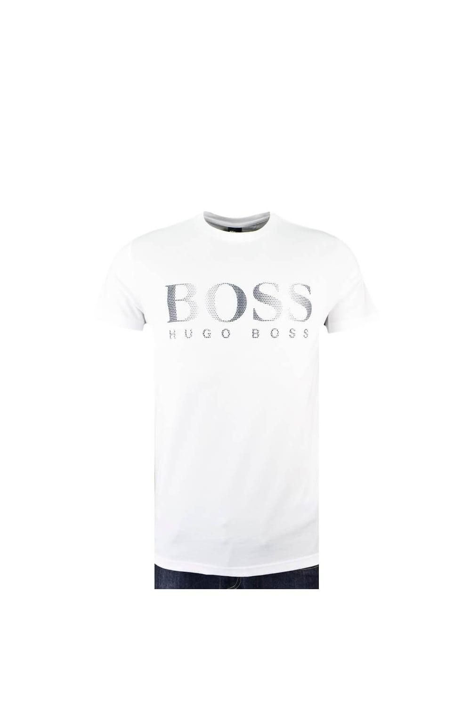 05edf42015 Hugo Boss Black Hugo Boss Beachwear T-shirt White - Clothing from ...
