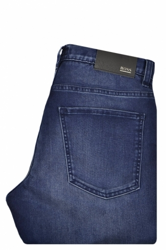 Hugo Boss Black Delaware 2-ml Jean Dark Denim