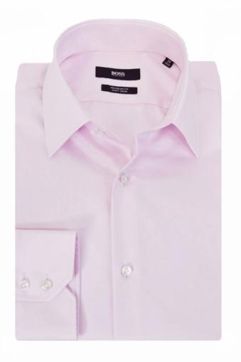 Hugo Boss Black Enzo Shirt Pink