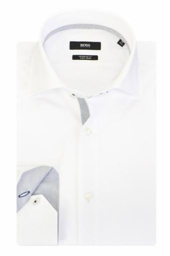 Hugo Boss Black Gregory Shirt White