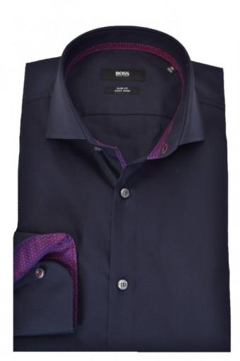 Hugo Boss Black Jery Shirt Dark Blue