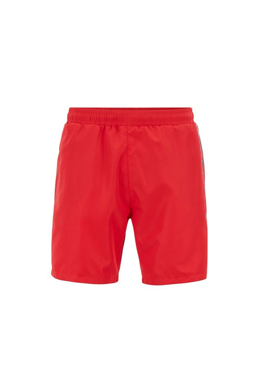 ad7a8aa18f Hugo Boss Black Hugo Boss Dolphin Swim Shorts Bright Red - Clothing ...
