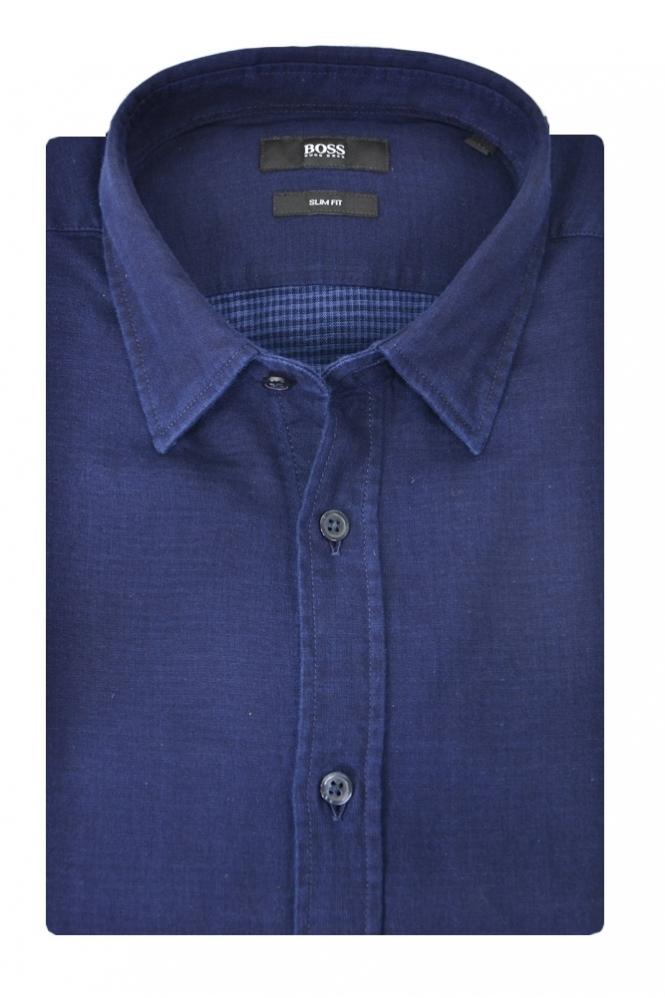 77ca6a224 Hugo Boss Black Ronni Slim Fit Shirt - Clothing from Michael Stewart ...