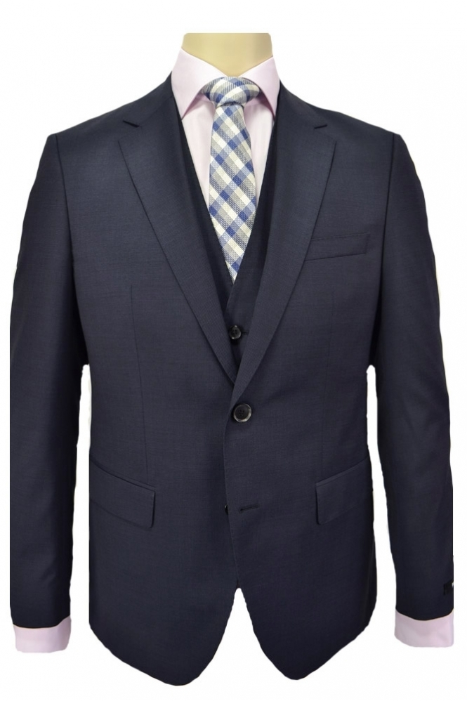 Hugo Boss Black The James 4/sharpe 6 3 Piece Suit