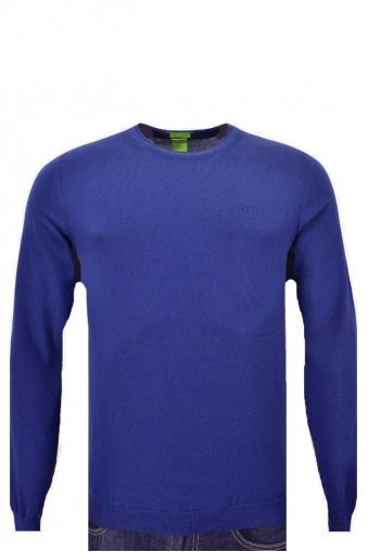 Hugo Boss Green C-caio Crew Neck Jumper