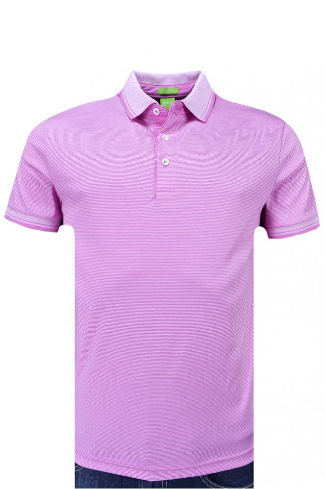 Hugo Boss Green C-janis Regular Fit Polo Shirt